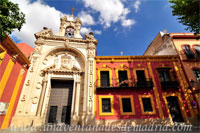 Sevilla, Bas�lica Menor de Nuestro Padre Jes�s del Gran Poder