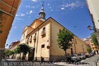 """Madrid, Carlos II, Monasterio de las Mercedarias Descalzas de la Pur�sima Concepci�n """"L�s G�ngoras"""""""