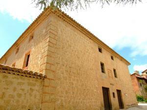 Albarracín, Antiguo Hospital