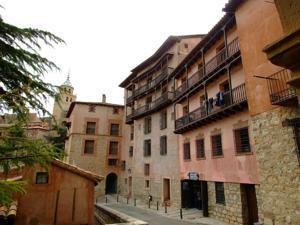 Albarracín, Casa de enseñanza