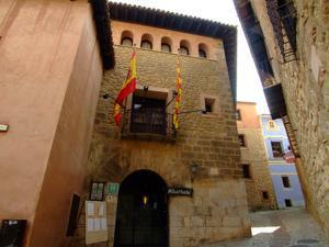 Albarracín, Casa de la Brigadiera