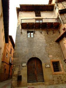 Albarracín, Casa de la Comunidad