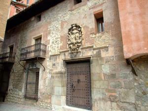 Albarracín, Casa de los Monterde