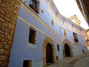 Albarracín, Casa de los Navarro de Arzuriaga