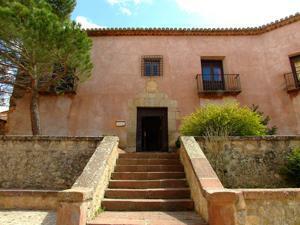 Albarracín, Casa de Santa María