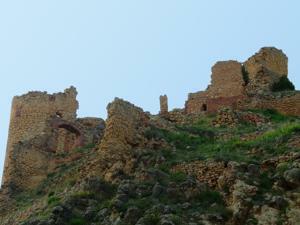 Albarracín, Castillo de Santa Croche