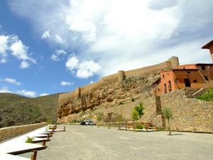 Albarracín, Castillo