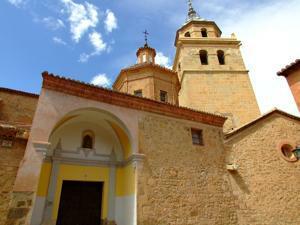 Albarracín, Catedral del Salvador