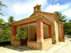 Albarracín, Ermita de San Juan