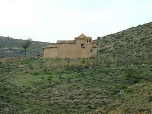 Albarracín, Ermita del Carmen