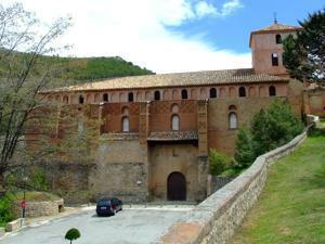 Albarracín, Iglesia de Santa María