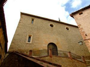 Albarracín, Iglesia de Santiago