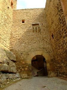 Albarracín, Portal de Molina