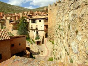Albarracín, Portal del Agua