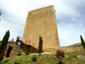 Albarracín, Torre de Doña Blanca