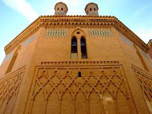 Amantes de Teruel, Ábside de San Pedro