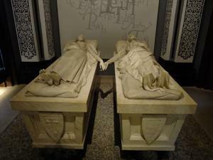 Amantes de Teruel, Sepulcro de los Amantes