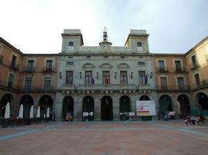 Ávila, Ayuntamiento