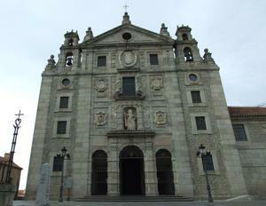 Ávila, Convento de Santa Teresa