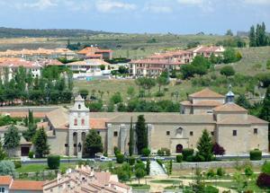 Ávila, Monasterio de la Encarnación