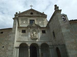 Ávila, Monasterio de San José o de las Madres