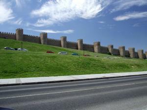 Ávila, Muralla de Ávila
