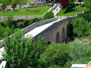 Ávila, Puente romano