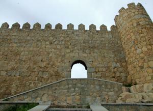 Ávila, Puerta de la Malaventura