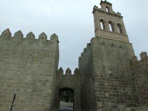 Ávila, Puerta del Carmen