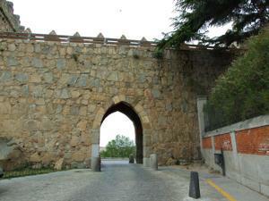 Ávila, Puerta del Mariscal