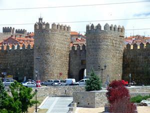 Ávila, Puerta del Puente