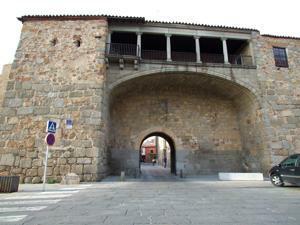 Ávila, Puerta del Rastro