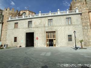 Ávila, Puerta del Peso de la Harina
