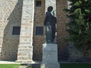 Ávila, Santa Teresa