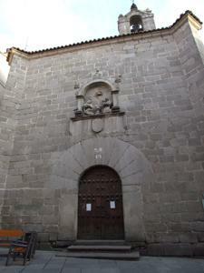 Ávila, Sinagoga de Belforad
