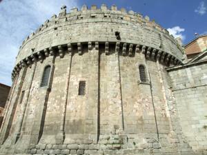 Ávila, Cimorrio de la Catedral