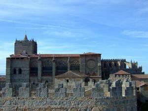 Ávila, Catedral