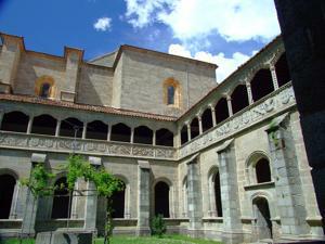 Ávila, Monasterio de Santo Tomás, Claustro del Silencio