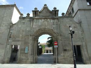 Ávila, Palacio del Rey Niño o Episcopio