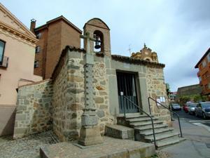Ávila, Ermita del Cristo de la Luz