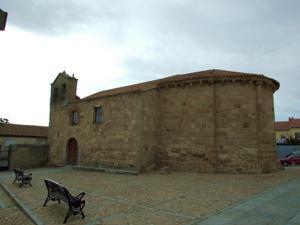 Ávila, Ermita de San Esteban