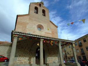 Ávila, Ermita de Nuestra Señora de las Vacas