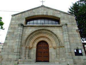 Ávila, Iglesia del Inmaculado Corazón de María