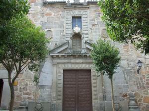 Ávila, Iglesia de San Ignacio de Loyola