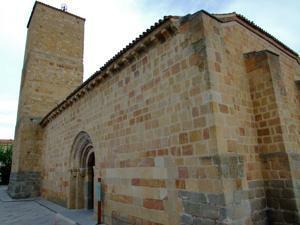 Ávila, Iglesia de San Nicolás