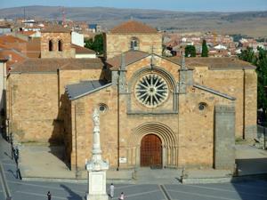 Ávila, Iglesia de San Pedro