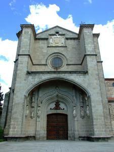 Ávila, Monasterio de Santo Tomás
