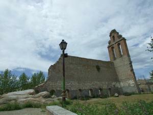 Ávila, Restos del Convento de los Jerónimos