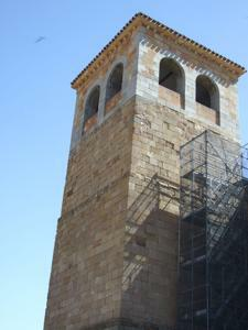 Ávila, Iglesia de San Andrés