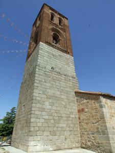 Ávila, Iglesia de San Martín